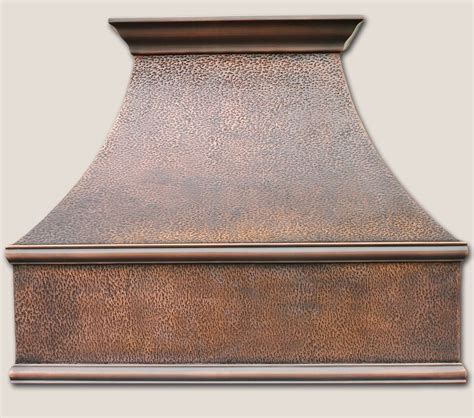 """Buy a Hand Made Traditional Copper Range Hood 48"""", made to"""