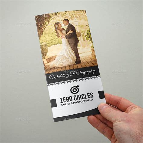 Tri Fold Wedding Brochure by Wedding Photography Tri Fold Brochure By Elite Designer