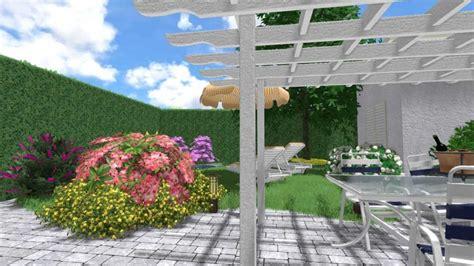 progettare un piccolo giardino finest il progetto di un piccolo giardino con piscina with