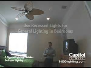 1800 Lighting 5 Biggest Lighting Mistakes Bedroom Lighting Youtube