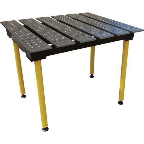 Free Shipping Strong Hand Tools Buildpro Welding Table Strong Welding Table