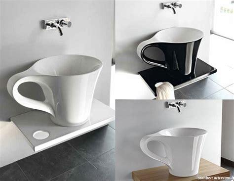 desain kamar mandi dan tempat cuci luar biasa unik 7 tempat cuci tangan ini punya desain
