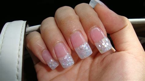 Gel Nails With Tips by Sweet Felicity Adornment For Acrylic Gel
