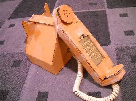 como hacer un telefono de carton c 243 mo hacer un tel 233 fono de cart 243 n askix com