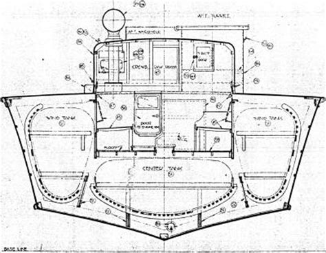 pt boat line drawings plans are available for download continue reading quot build