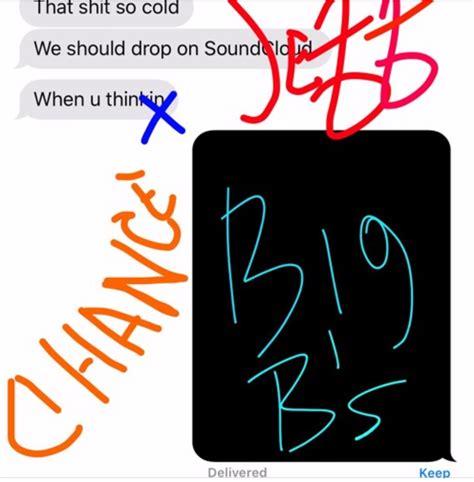 big b chance the rapper big b s lyrics genius lyrics