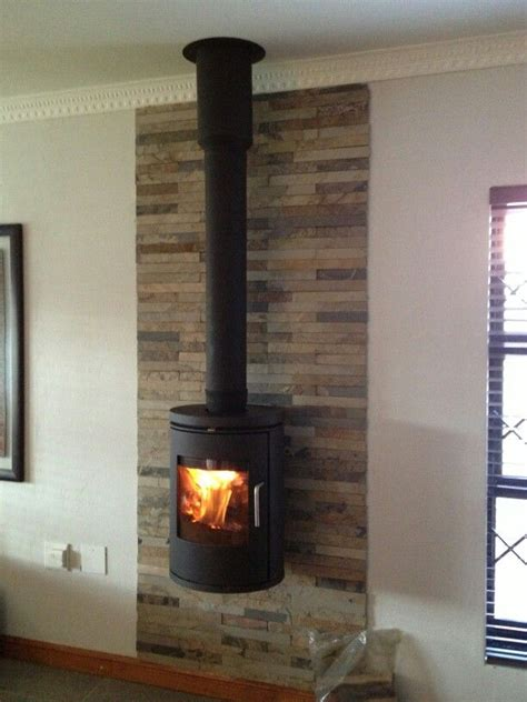 morso  wall mounted wood burner fireplace wood