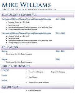 Sample Creative Resume sample creative resume 18 documents in word