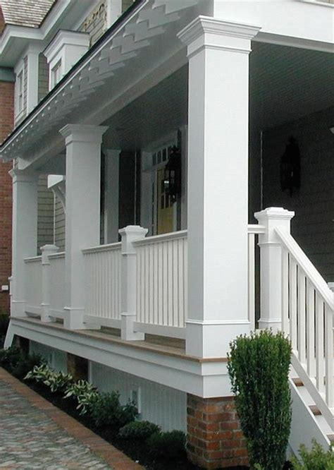 25 best ideas about porch columns on front