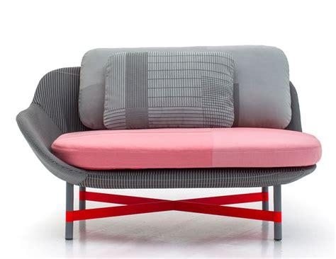 ottoman for seating minimalistic ottoman seat with organic form interiorzine