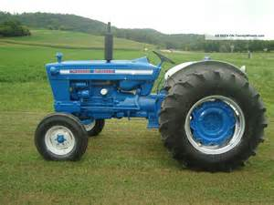 Ford 5000 Tractor Ford 5000 Diesel Tractor 69hp