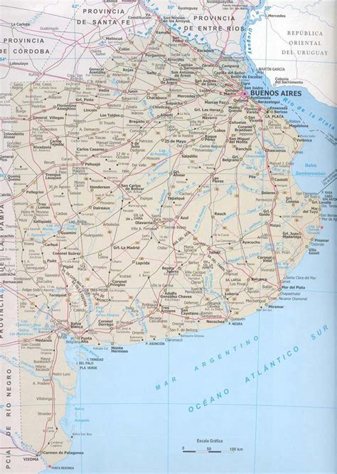 buenos aires map maps of buenos aires