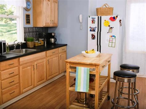 small portable kitchen island with seating cabinets