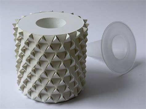 Origami Vase - origami vase designshell