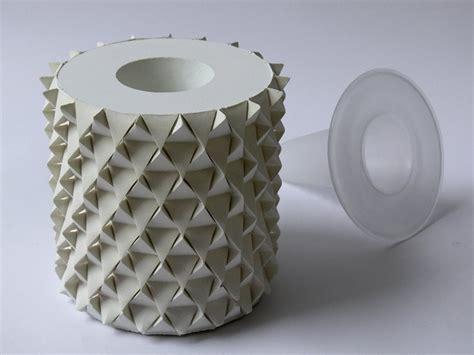 Paper Vase Origami - origami vase designshell