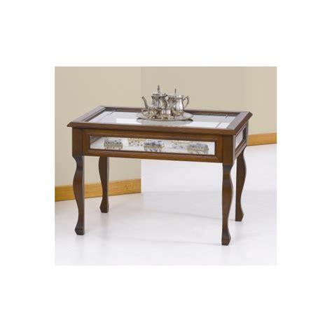 tavoli salotto tavolo da salotto a bacheca classico in legno arte povera