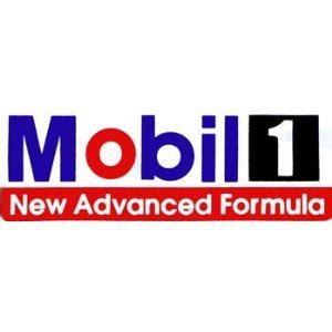 Sticker Logo Mobil mobil 1 new advanced formula vinyl sticker co uk kitchen home