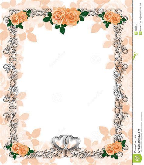 Free Printable Borders For Wedding Invitations