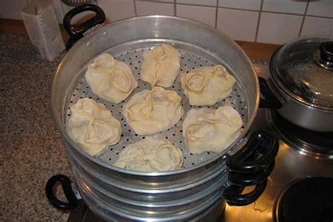 uzbek steamed dumplings manti pinterest 1000 images about tajikistan recipes on pinterest