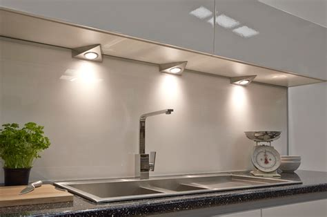 triangular under cabinet kitchen lights titon cob led triangle light contemporary under
