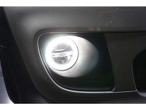 mini cooper daytime running lights led halo oem ge