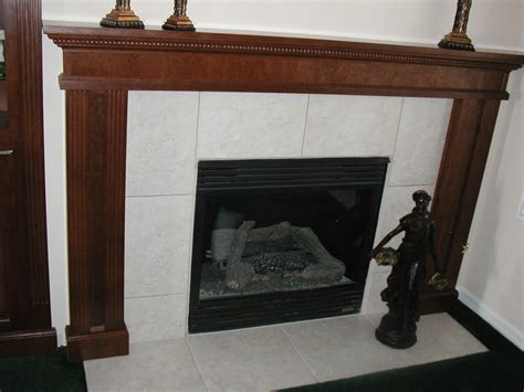 How To Build A Wood Mantel Shelf by How To Build A Fireplace Mantel Shelf