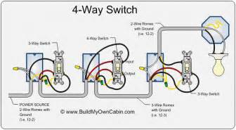 3 way and 4 way switch wiring for residential lighting residential lighting electrical