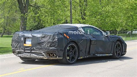 2020 Chevrolet Corvette Images by 2020 Mid Engined Corvette Everything We