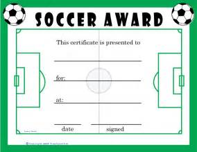 Soccer Certificate Template Free by Free Soccer Certificates Certificate Free Soccer