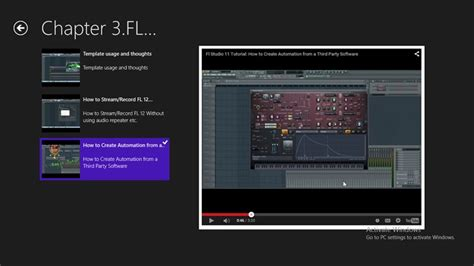 tutorial fl studio ipad learn fl studio 12 and tips tutorial for windows 8 and 8 1