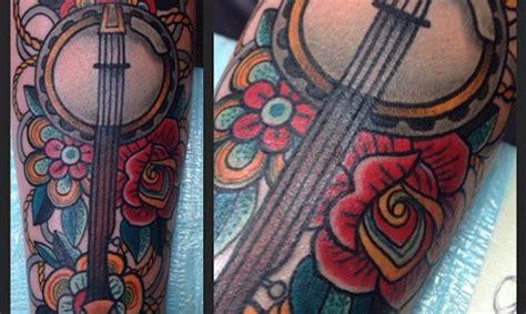 best banjo 10 best banjo tattoos
