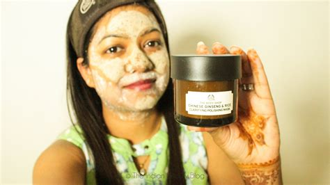 Ginseng Rice Mask the shop recipe of nature masks review the