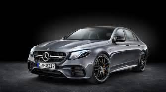 Mercedes 4matic Mercedes Amg E 63 S 4matic Most Powerful E Class