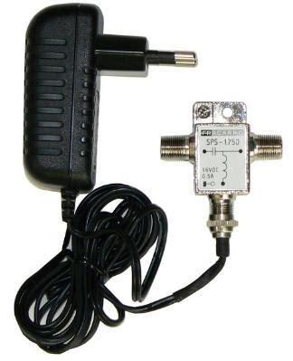 alimentatore per antenna tv fracarro alimentatore indc fracarro 289087 sps1750 fra289087