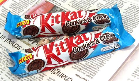 Cookies Kitkat by Kitkat Chunky Cookies