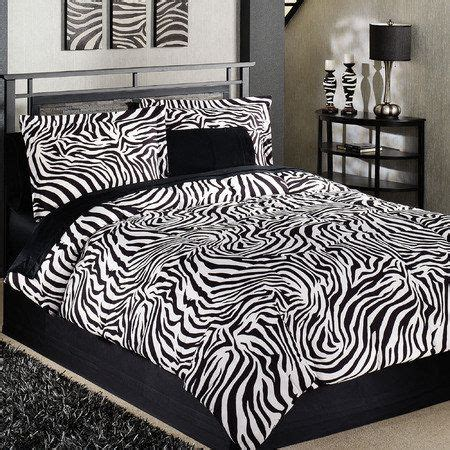 17 best images about zebra print comforter sets on