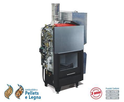 camino legna e pellet flexifuel il termocamino idro pellets legna produzione