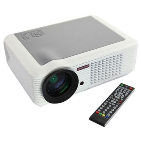 led 66 lcd projector 800 x 600 hd home theatre 1080p hdmi