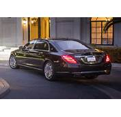 Get To Know The 2016 Mercedes Maybach S600 In 57 New Photos