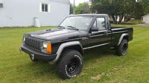 1990 jeep comanche 4wd bed 5 speed for sale photos