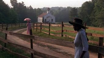 the color purple setting steven spielberg match cuts