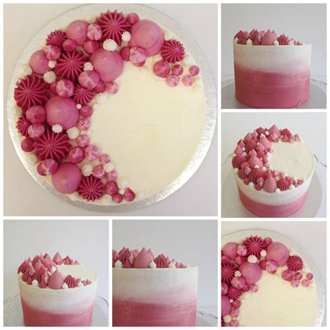 decoration of cake with cake decorating classes rock bakehouse