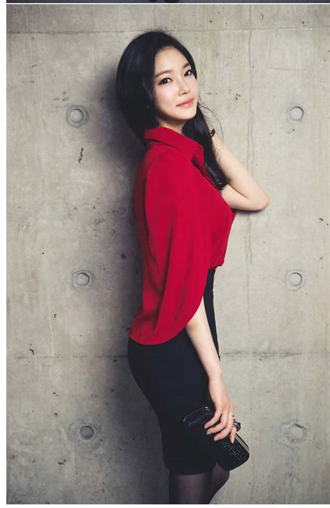 Atasan Wanita Warna Merah atasan kemeja warna merah modis 2015 jual model