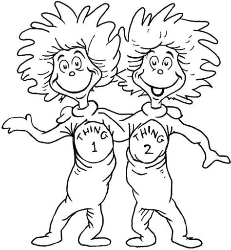 20 free printable dr seuss coloring pages