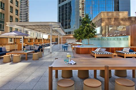 roof top bars in sydney hotel review primus hotel sydney elle