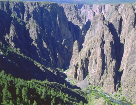 black canyon of the gunnison national park visitor