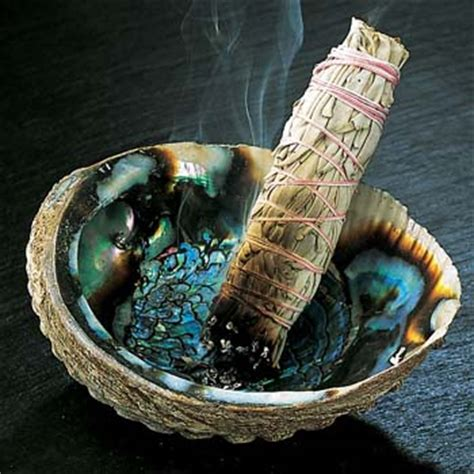 remove negative energy smudge sage protection cleansing zogayoga burning sage clearing energy