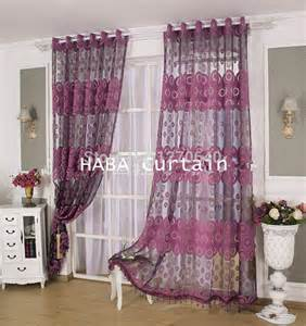 Beautiful Curtains And Drapes 2color Beautiful Curtain Design Ideas Tulle Voile Window