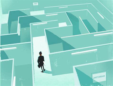 Marketing A Maze In A marketing maze freelance illustrator children s