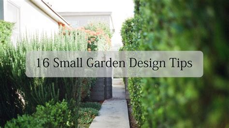 design ideas for small gardens 16 small garden design ideas tony ward furniture
